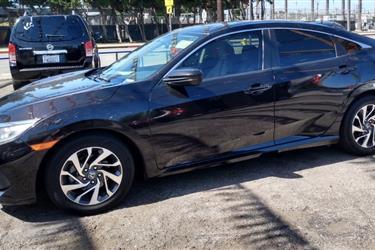 2016 Honda Civic EX Sedan en Los Angeles