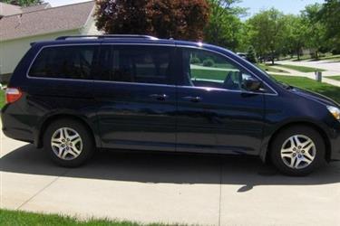 2008 Honda Odyssey EX en Los Angeles County