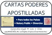 ►CARTAS PODER*TODOS LOS PAISES