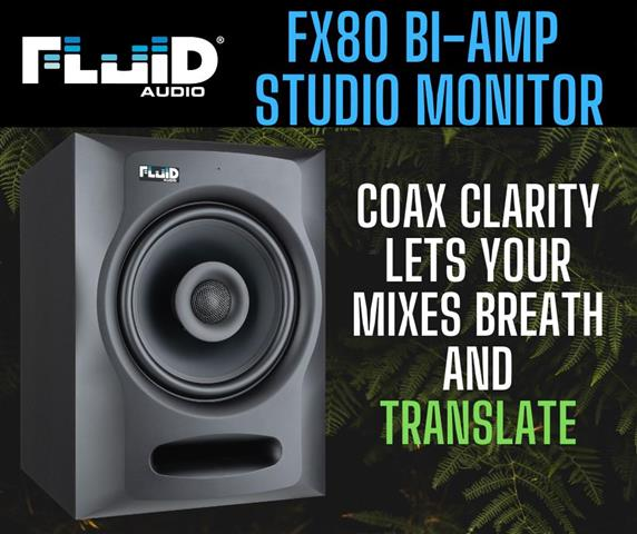 Fluid Audio image 5
