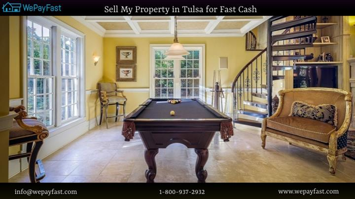 Sell My Property in Tulsa image 1