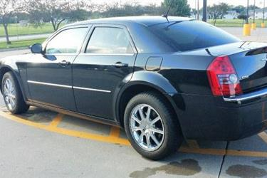2008 Chrysler 300 LIMITED en Los Angeles