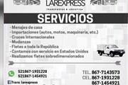 servicios mexicano Ofrecemos importaciones de cam