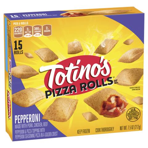 Totinos Pepperoni Pizza Roll image 1