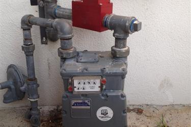 VALVULA SISMICA/ FUGAS DE GAS en Los Angeles