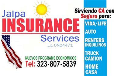SEGURO ECONOMICO 323-923-7330 en Los Angeles