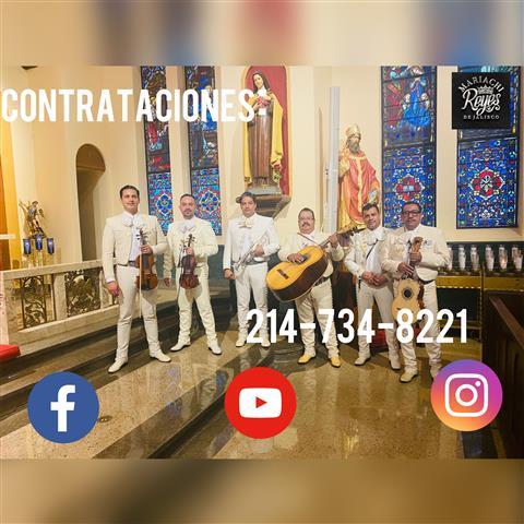 Mariachi reyes de Jalisco image 3