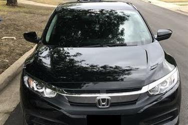 2017 Honda Civic LX Sedan 4D en Los Angeles County