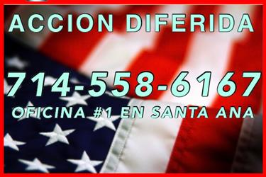 🔵 DACA / CONSULTA GRATIS en Orange County