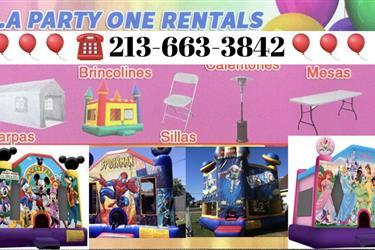 LA Party One Rentals en Los Angeles