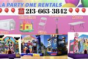 LA Party One Rentals