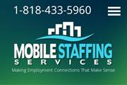 Mobile Staffing Services