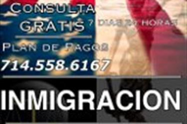♦█// INMIGRACION #1 en Orange County