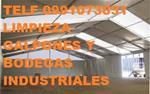 LIMPIEZA DE GALPONES Y BODEGAS en Quito