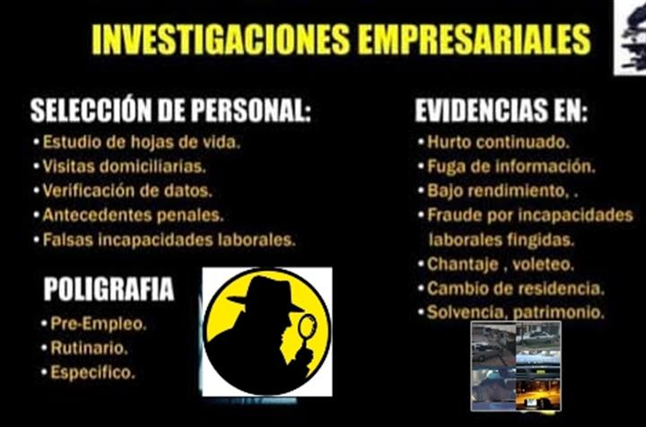 Detective privado en honduras image 1