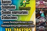 Salón Fiesta Jardín Querétaro thumbnail 2