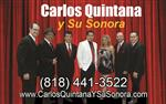 CARLOS QUINTANA Y SU SONORA en Los Angeles