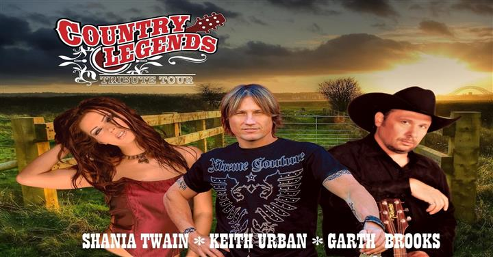 Country Legends Concert image 1