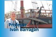 Teacher Iván Barragán