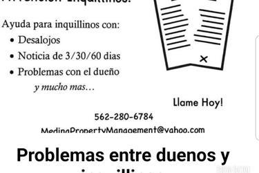 🏛Se ayuda con desalojos 🏚 en Los Angeles