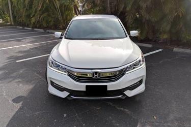 2017 Honda Accord Sport SE en Los Angeles