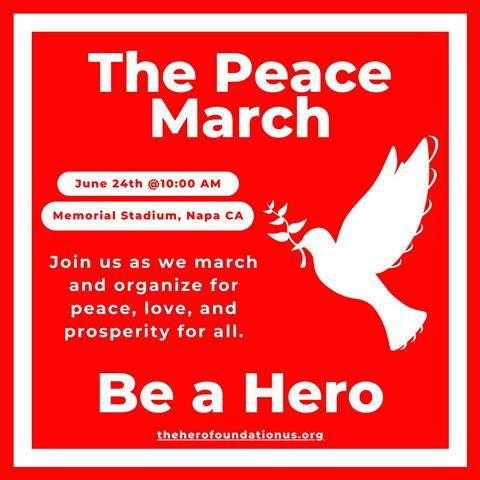 The Peace March image 1