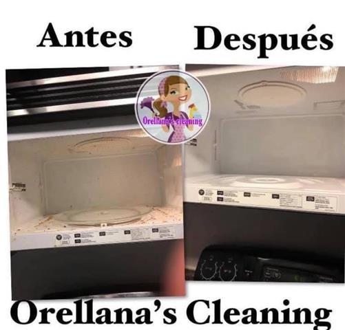 Orellana's Cleaning image 4