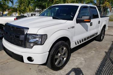 2015 FORD F150 4DR en Los Angeles