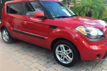 2011 KIA SOUL PLUS en Los Angeles