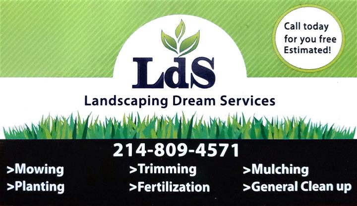 Lds Landscaping Dream Services image 1