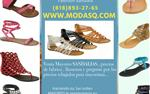 Sandals fashion wholesale en Los Angeles