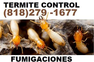 Fumigadores LOS ANGELES 24/7. en Orange County