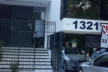 Oficinas en Renta Planta Alta en Guadalajara