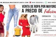 PRECIOS DE FABRICA EN ROPA