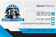 G.A SNAP LOGISTICS LLC thumbnail 1