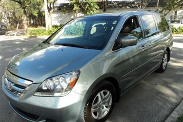 2008 Honda Odyssey EX-L Miniva en Los Angeles