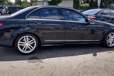 2012 Mercedes Benz C300 4Matic en Los Angeles County