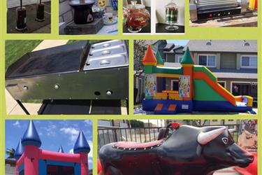 Bounce houses en Orange County