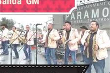 🎷= La Banda GM SACRA en Sacramento County