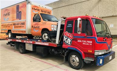 KB Towing Servicio de Grua image 3