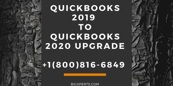 Upgrading Your QuickBooks 2020 image 1