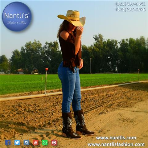 Botas Vaqueras / Western Boots image 2