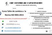 Cursos ISO 9001/2015 en Mexicali