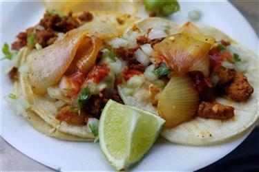 Zacatecas tacos 🇲🇽 en Los Angeles