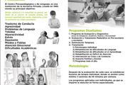 Centro Psicopedagógico y de Lenguaje CPL Tratamie