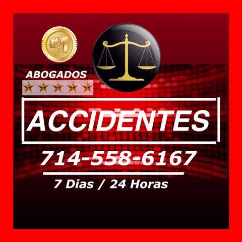 ❎ ABOGADO / ACCIDENES image 1