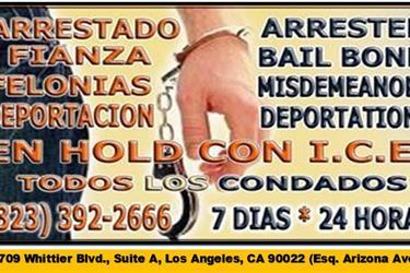 VIOLENCIA/DROGA/ROBO/PROBATION en Los Angeles