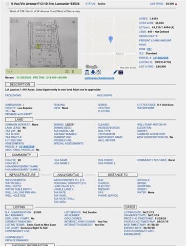 $9900 : CON ITIN# O SS COMPRA CASA image 1