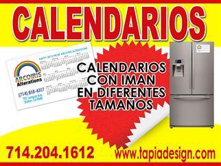 Calendarios Modernos image 2