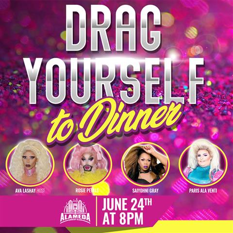 Drag Yourself to Dinner image 1